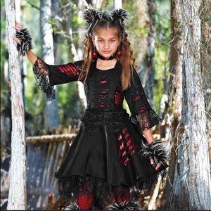 Chasing Fireflies Werewolf Costume for Girls